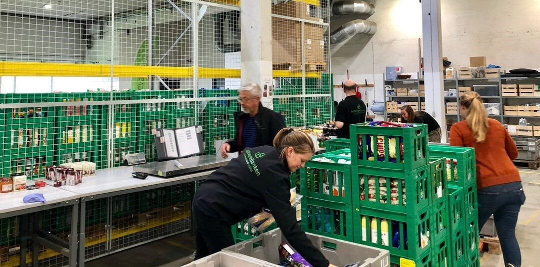 PepsiCo Nordic støtter FødevareBanken med COVID-19 hjælpeindsats