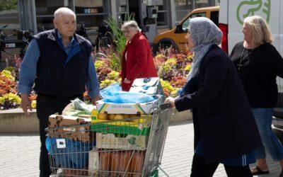 Madfællesskaber skyder op overalt i Karlemoseparken i Køge