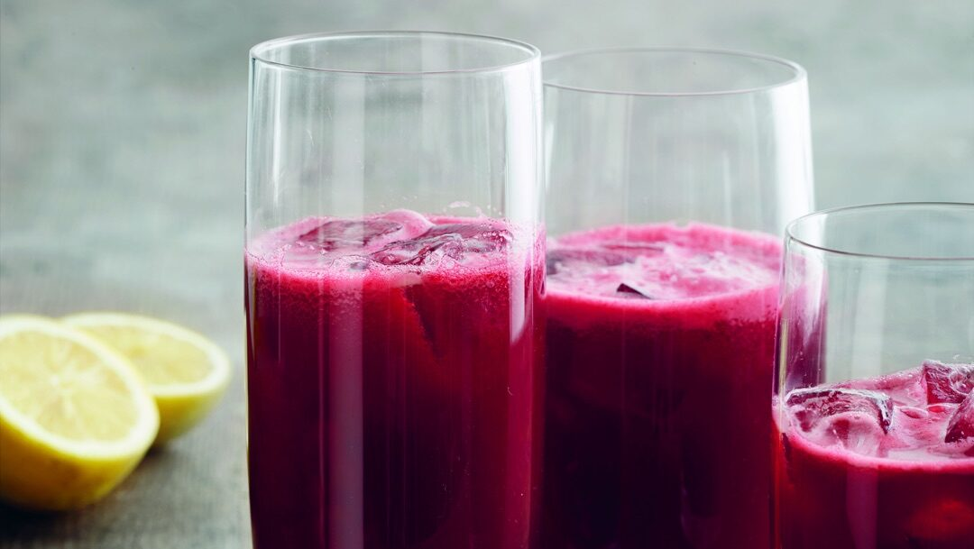 Pink Passion juice